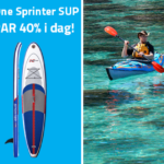 Sitontop annonce for paddle board